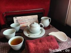 Tee im Thalys