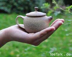 Kleines Teekännchen