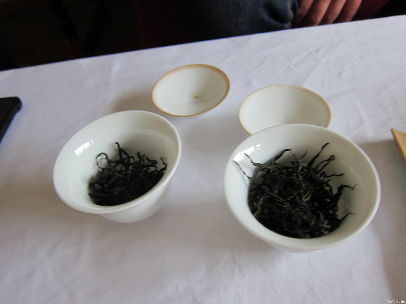 Tee im Gaiwan bei der Teezui 4