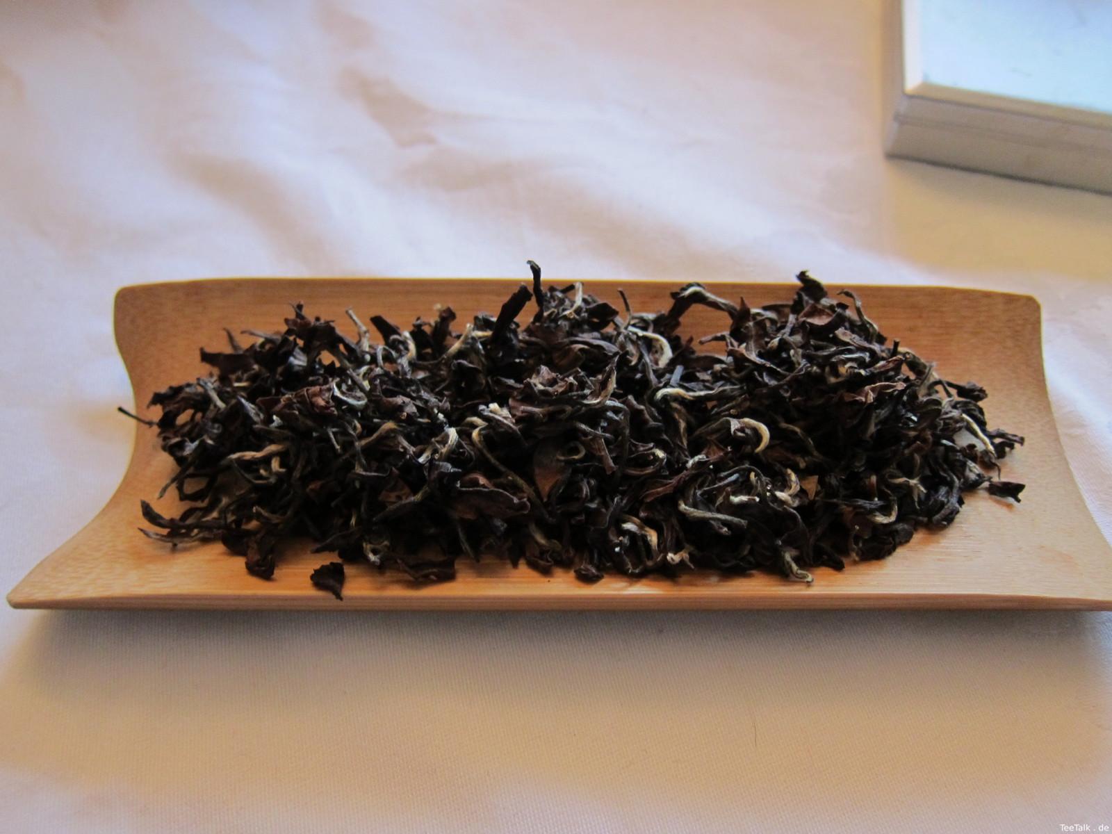 Tee auf der Teezui 4