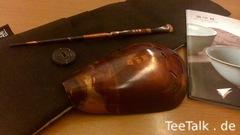 Tea Tools aus Kupfer