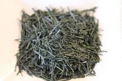 Hinpyōkai Sencha Blätter (Yame Miryokuen Seicha)
