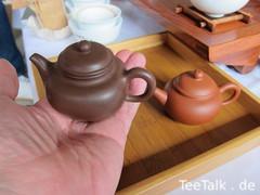 Teekannen bei der Teezui 4