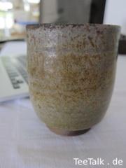 Bizen-Keramik auf der Teezui 4