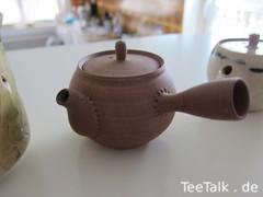Teekeramik auf der Teezui 4
