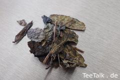 Master Fang's Four Seasons of White Tea: Winter (21.12.2013)