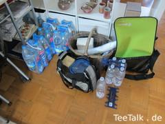Wasser für die Teezui 4
