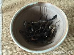 Teeblätter im Gaiwan bei der Teezui 4