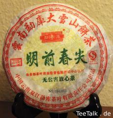 Mengku Spring Tips Daxueshan 2006