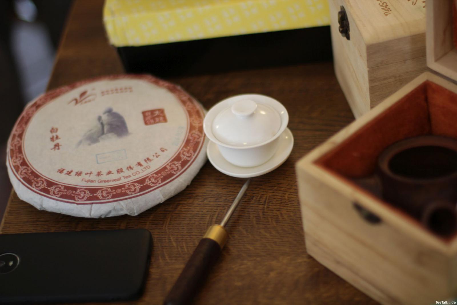 50ml-Gaiwan für die kleine Teerunde