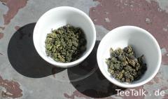 Tenfu Tieguanyin vs Yin Yee DongDing