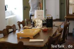 Der Oolong-Tisch.