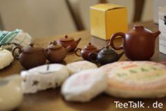 Mini-Teekännchen um die 50ml