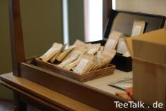 Gastgeschenk von Teekontor Kiel