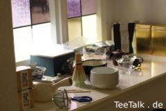 Tee-Schaufenster