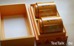 Tenfu Tieguanyin - Hübsche Dosen