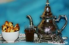 Teezeremonie, marokkanisch
