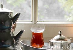 Türkische Teestunde