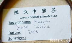 Haiwan Jinxi Tuocha
