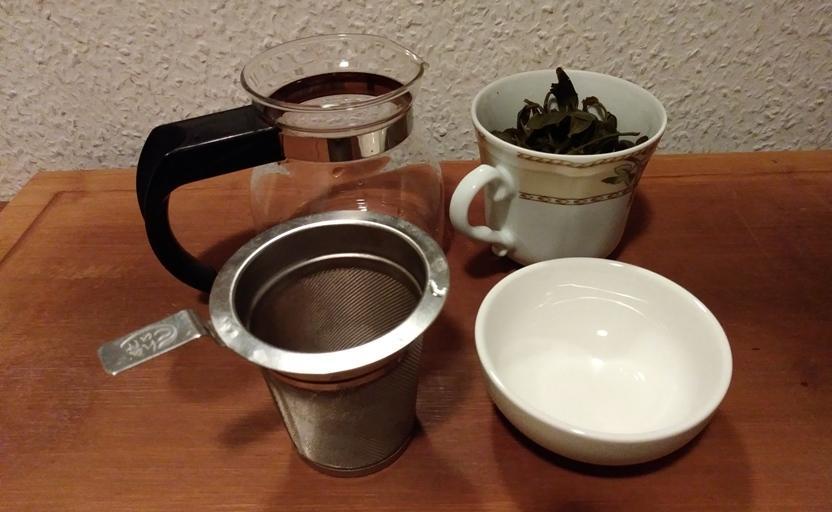 Leitfaden für Anfänger (Einstieg in die Welt des Tees für Jedermann)