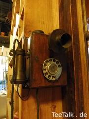 Das Telefon Von Herrn Wang